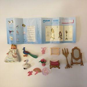 Playmobil Princess Play Set with Travel Case